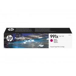HP 991X - à rendement élevé - magenta - originale - PageWide - cartouche d'encre