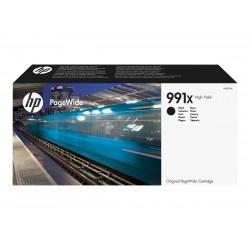 HP 991X - à rendement élevé - noir - originale - PageWide - cartouche d'encre